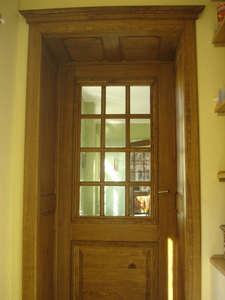Bati porte interieure les derni res id es for Porte chene massif castorama