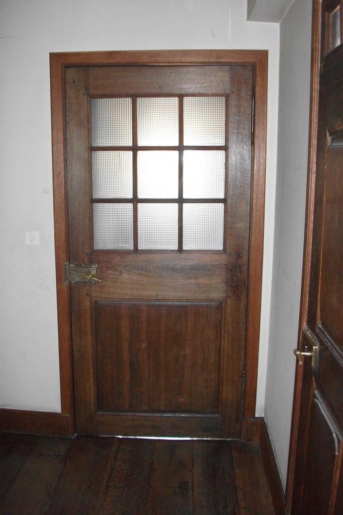 Quincaillerie fer forg ancienne - Porte interieure vitree ancienne ...