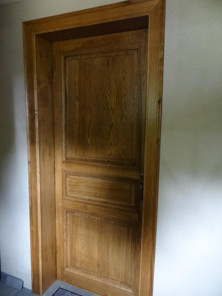 chambranle ch ne massif 80mm 11 m tres par bloc porte prix 99 00. Black Bedroom Furniture Sets. Home Design Ideas